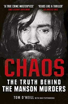 £8.99 • Buy Chaos: The Truth Behind The Manson Murders