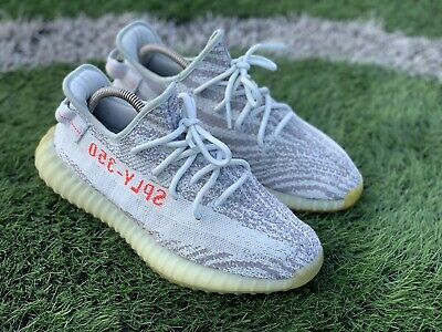 $ CDN274.45 • Buy Adidas Yeezy Boost 350 V2 Blue TINT B37571 SZ Us.8.5 By Kanye West