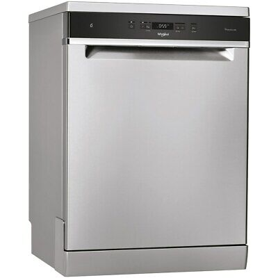 View Details Whirlpool WFC3C33PFX 'SUPER SILENT' 60cm Dishwasher 14 Place Settings - St/Steel • 319.99£