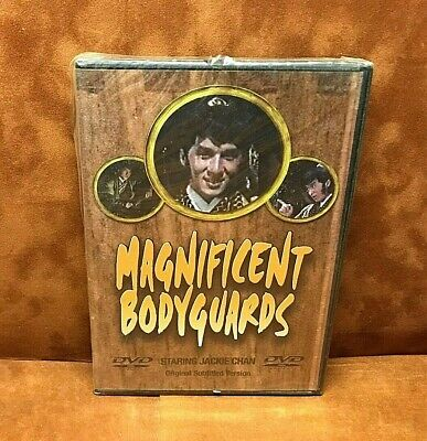 $ CDN11.14 • Buy MAGNIFICENT BODYGUARDS DVD ~ Jackie Chan ~ NEW SEALED ~ FREE SHIPPING