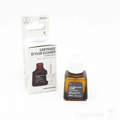 £11.99 • Buy Audio Technica AT607a Stylus Cleaner Fluid, AT 607a