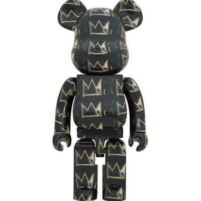 $832 • Buy MEDICOM TOY  BE@RBRICK JEAN-MICHEL BASQUIAT #7 1000% Bearbrick