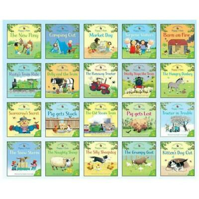 £22.69 • Buy Early Learning Usborne Farmyard Tales 20 Book Collection Set - GIFT