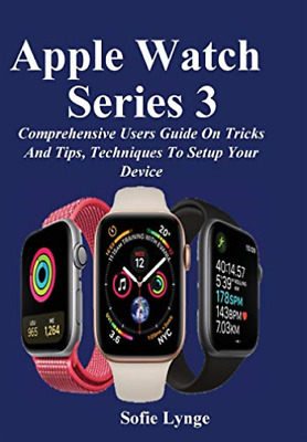 $ CDN24.65 • Buy Lynge Sofie-Apple Watch Series 3 BOOK NEW