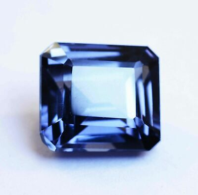 AU55.44 • Buy AAA 12.70 Ct Natural Color Changing Alexandrite Emerald Cut Loose Gemstone