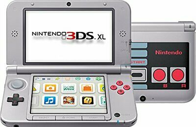AU384.29 • Buy Nintendo 3DS XL NES Edition System. Limited Edition Console