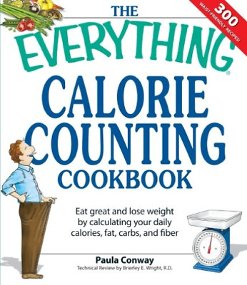 £17.17 • Buy Conway Paula-Everything Calorie Counting Ck BOOK NEW