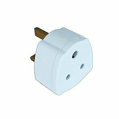 AU12.49 • Buy  Indian To UK Travel Adaptor