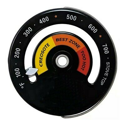 AU11.34 • Buy Log Burner BBQ Stove Thermometer .63x9mm Replacement High Quality Durable