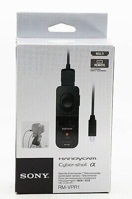 $ CDN59.89 • Buy OEM Sony RM-VPR1 Remote Commander With Multi-Terminal Cable Authentic