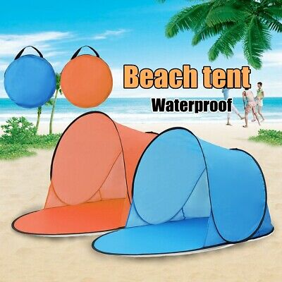 $ CDN29.30 • Buy Portable 56'' Outdoor Tent Canopy Quick Open Protection Awning Beach Tent
