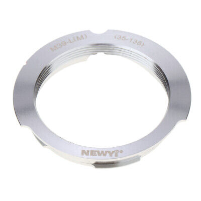 $10.69 • Buy Leica L(M39) Lens To Leica LM(35-135) Mount Adapter Ring For M39 L39 Lens