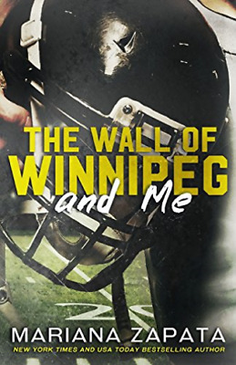 AU44.99 • Buy Zapata Mariana-Wall Of Winnipeg & Me BOOK NEW