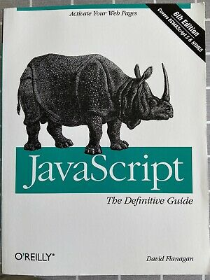 £5 • Buy JavaScript The Definitive Guide By David Flanagan (Paperback, 2011) 6th Edition
