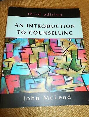 £17.99 • Buy An Introduction To Counselling By Mcleod, John Paperback Book Excellent Cond