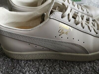 £34.95 • Buy Puma Clyde Natural - Limited Edition - Size 10 Rare - Worn Once
