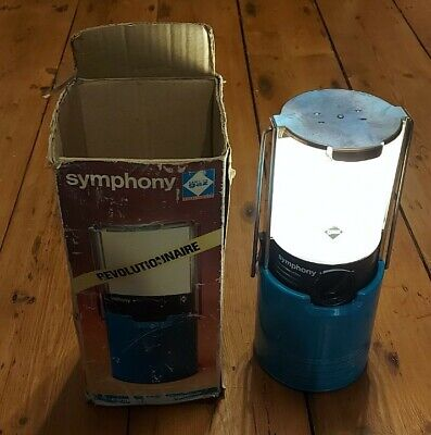 Vintage Camping Gaz Symphony Gas Lantern - Auto Ignition - Boxed  • 26.95£
