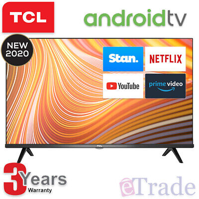 AU429 • Buy 2020 TCL 40  Inch Full HD LED Smart TV Netflix Android 40S615 & 3 Year Warranty
