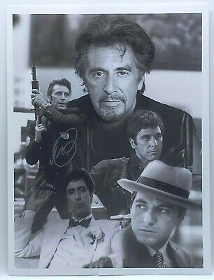 £395 • Buy Al Pacino Signed 16x12 Photo WITH PHOTO PROOF AFTAL OnlineCOA