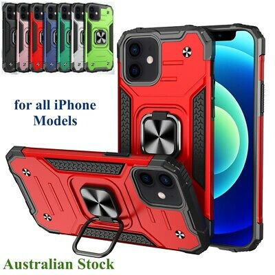 AU7.95 • Buy Apple IPhone 12 11 Pro XS Max 7 8 6 6S Plus Case Shockproof Heavy Duty Cover