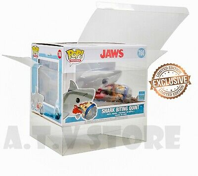 £9.99 • Buy ATV Protector / Case  For Jaws - Shark Biting Quint SDCC 2019 Funko Pop X1