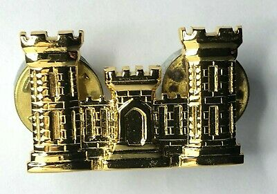 £13.74 • Buy US Army Engineers Corps Collar Badge V21 United States Army