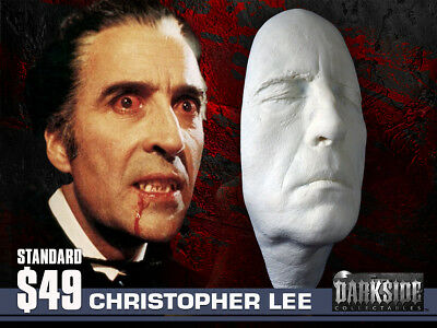 £34.78 • Buy NEW CHRISTOPHER LEE DRACULA LIFE-SIZE Life Cast In Lightweight Resin
