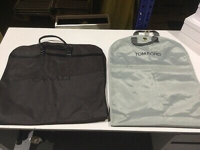 £40 • Buy Used 1 X TOM FORD + 1 X CANALI Clothes Protectors Dust Covers Clearance Bundle