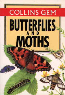 £3.28 • Buy Butterflies And Moths (Collins Gem Guides), Michael Chinery, Brian Hargreaves, U