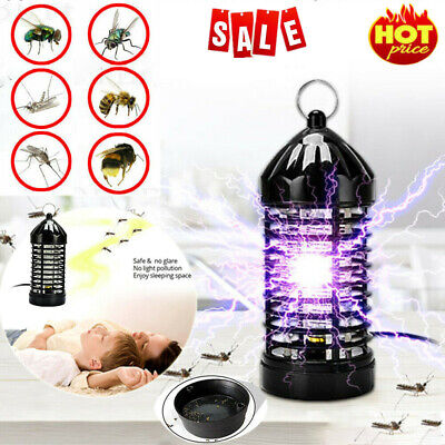 £7.99 • Buy Electric UV Light Mosquito Killer Insect Grill Fly Bug Zapper Trap Catcher Lamp