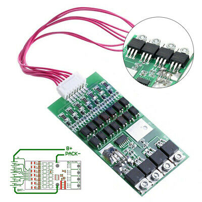 AU12.90 • Buy 7S 20A 24V BMS Protection PCB Board With Balancing For Li-ion Lithium 18650
