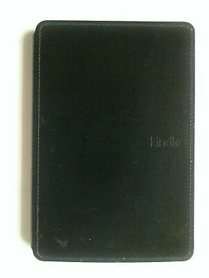Genuine Amazon Kindle Black Leather Lighted Cover Case For Kindle 4 Or 5 • 11.95£