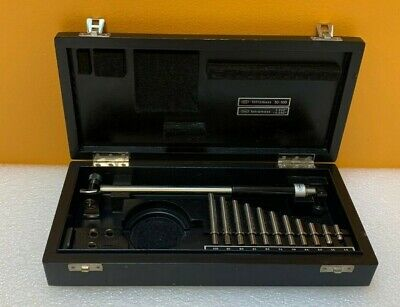 $199 • Buy Mahr Intramess  50-100 Mm  (2 -4 )  2 Point Internal Micrometer Kit.  Tested!