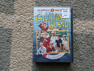 £12.44 • Buy Gilligans Island - The Complete First Season (DVD, 2012, 6-Disc Set)