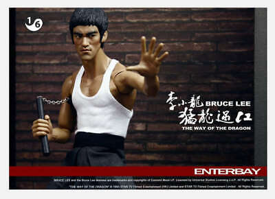$430 • Buy Bruce Lee Way Of The Dragon 1/6 Scale Figure Enterbay
