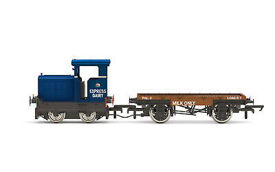 £81 • Buy Hornby R3943 Ruston & Hornsby 48DS 0-4-0 235511 Express Dairy Co Ltd
