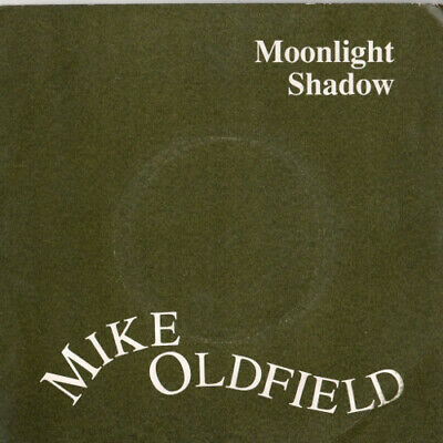 £47.37 • Buy Mike Oldfield - Moonlight Shadow (7 , Single, Promo) (Near Mint (NM Or M-))