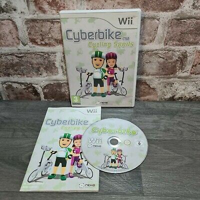 £5.99 • Buy Cyberbike Cycling Sports Wii  |  COMPLETE  |  Good Condition  |  Free UK P&P