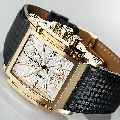 £284.81 • Buy Slightly Used Yves Camani Chronograph Date Mens Wristwatch Near Mint Condition