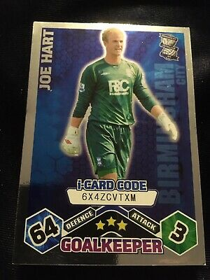 £1.40 • Buy Match Attax 09/10 Birmingham Joe Hart