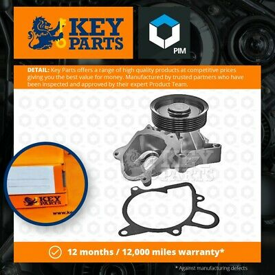 £33.52 • Buy Water Pump Fits BMW 520D E60 2.0D 05 To 09 Manual Coolant KeyParts 11517788305