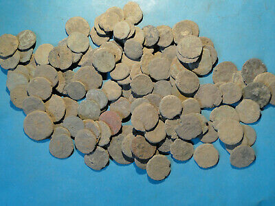£16 • Buy Job Lots Of 20 Assorted Low Grade Roman Bronze Coins For Cleaning And Research