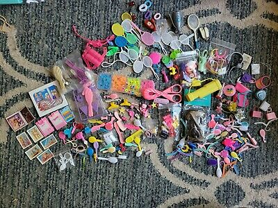 $ CDN66.71 • Buy Large Lot Barbie And Other Doll Accessories Some Vintage