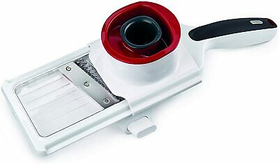 £16.99 • Buy Zyliss Easy Control Handheld Slicer Mandoline Julienne With Thickness Selector