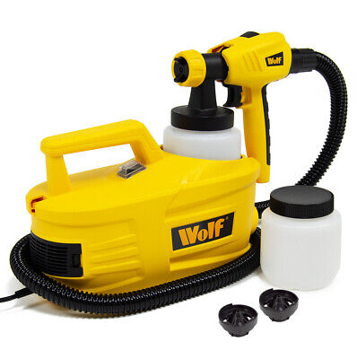 £59.99 • Buy Wolf Paint Sprayer Electric Painting Station Spray Gun 950w For Fences And Walls