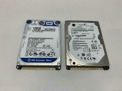 $ CDN49.95 • Buy Lot Of 2 X 120gb 2.5  Ide Laptop Hard Drive Various Brands (no Bad Sector)