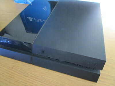 AU189 • Buy PS4 Console 500 GB Black Ps4 Console Ps4 **Console Only * Missing Eject Button *