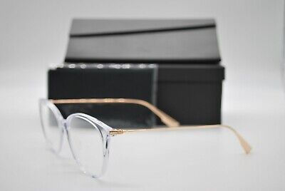 £120.35 • Buy New Christian Dior Sight 01 900 Crystal Authentic Eyeglasses Frames Rx 52-16