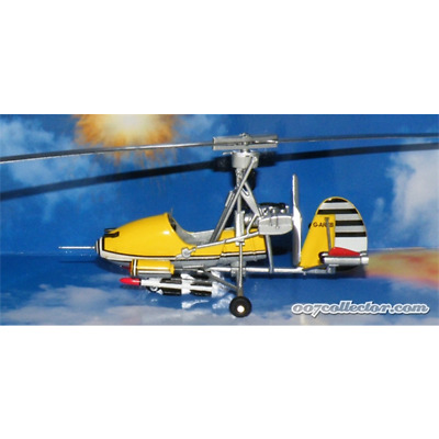 $ CDN25.54 • Buy Gyroplane 'Little Nellie' - Diecast 1:43 - James Bond - You Only Live Twice