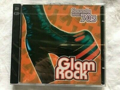 £52.50 • Buy 2 X CD SOUNDS OF THE 70s - GLAM ROCK - New & Wrapped